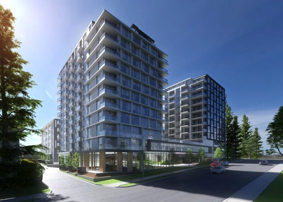 Cressey to nearly triple number of rentals on North Van site
