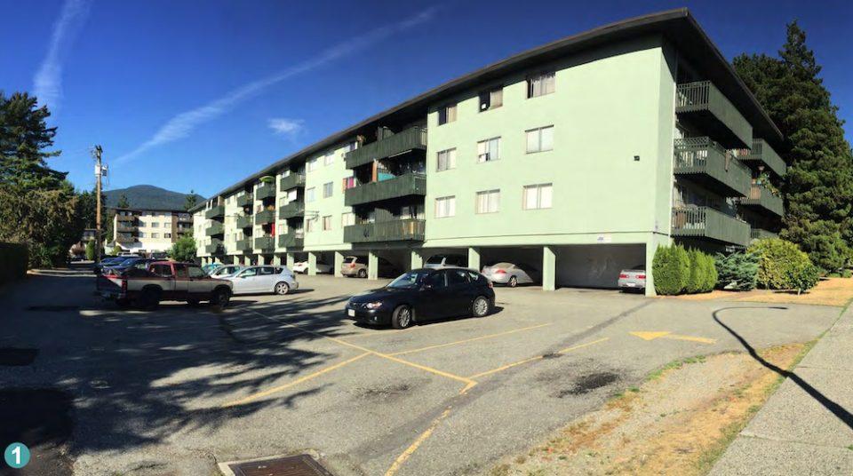 Cressey rentals North Vancouver site