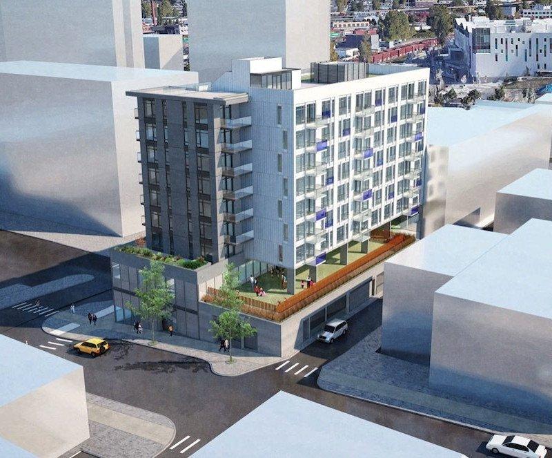 The Sophia Cape Group rendering