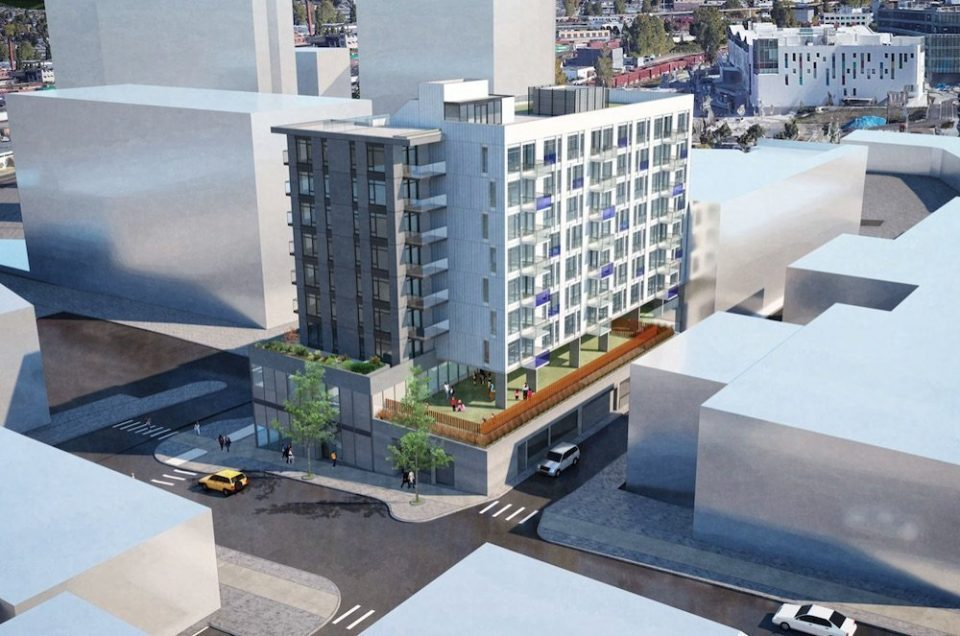 Cape Group plans The Sophia on East 1st Avenue