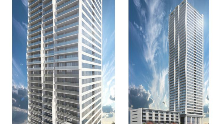 Wilson Avenue tower Anthem Properties