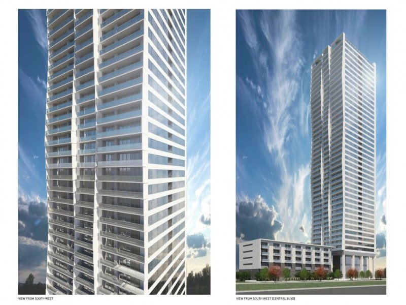 Wilson Avenue tower Anthem Properties