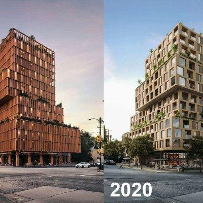 Westbank Broadway & Alma 2019 vs. 2020