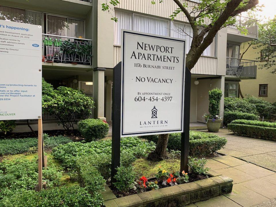 Newport Apartments