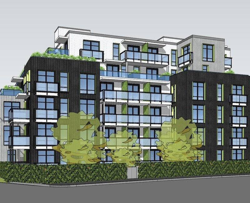 1405 E 15th Ave and 3071-3047 Maddams St rendering