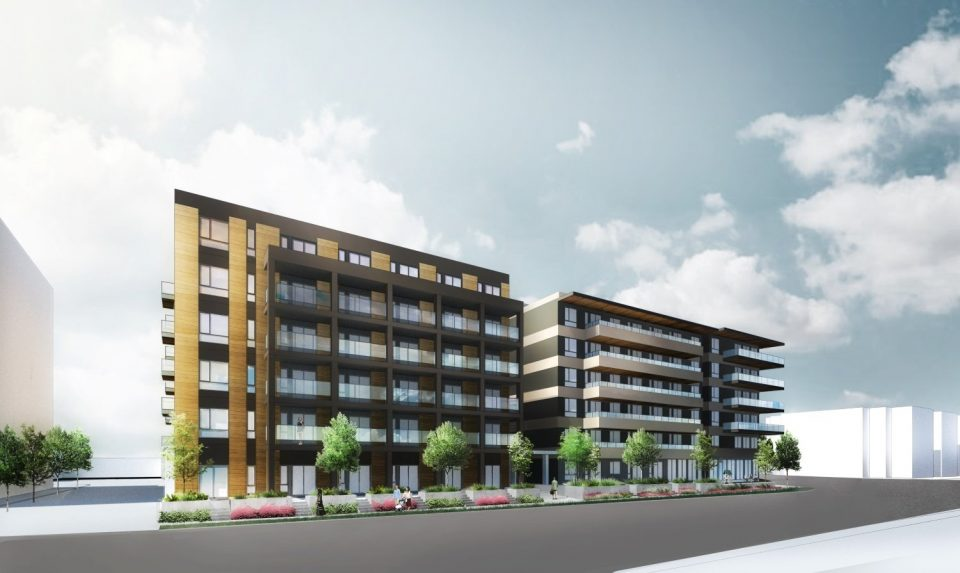 Rental building slated for Lynn Creek Town Centre