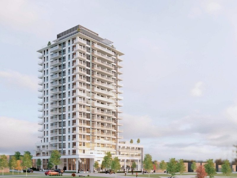 325-341 W 42nd Ave rezoning application