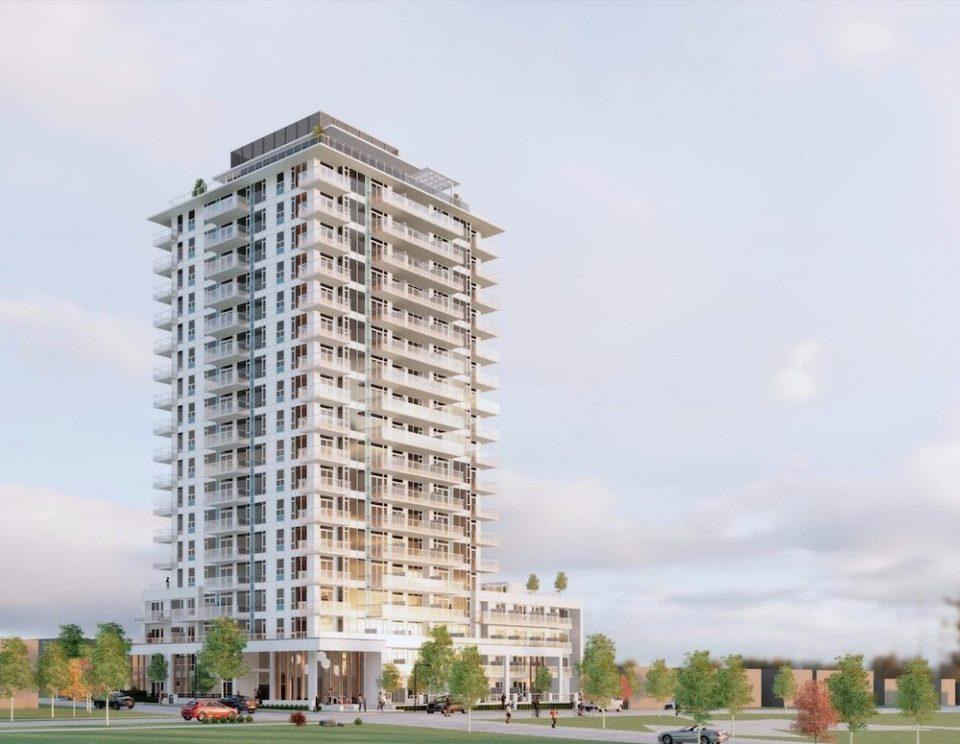 Marcon plans 100% rental tower near Oakridge Centre