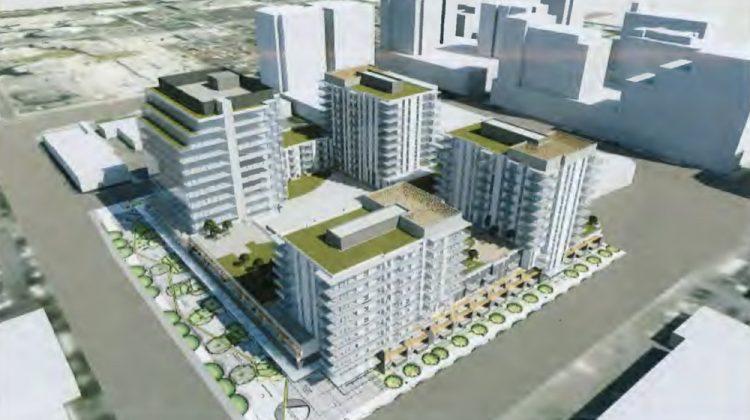 5800 Minoru Boulevard rendering