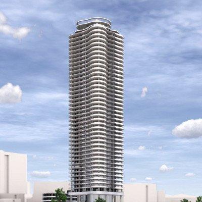 5898 Barker Avenue tower rendering