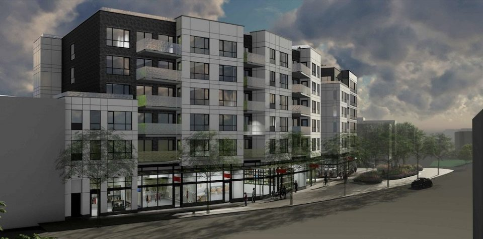 More purpose-built rentals for Kingsway & Fraser project