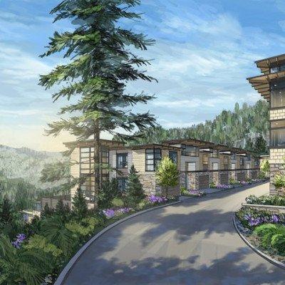 Aquila Eagle Harbour rendering