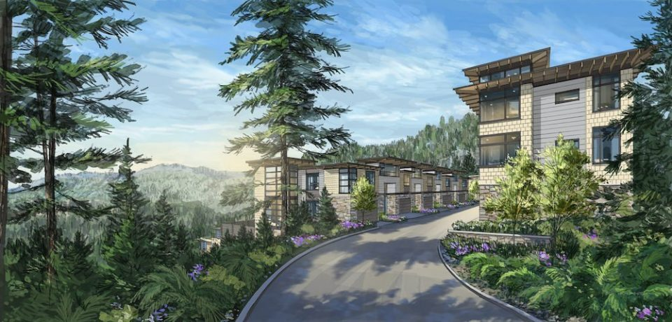 Developer pitches density in West Vancouver's Eagle Harbour