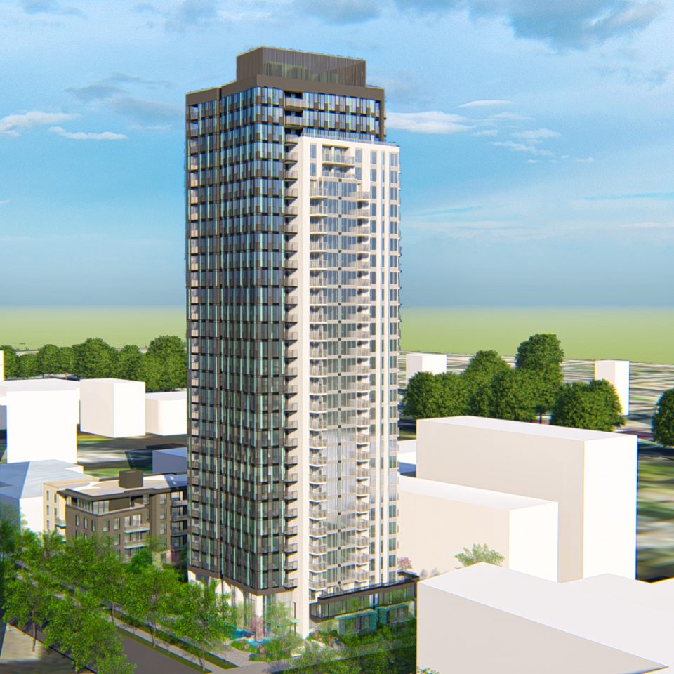 High-rise & YWCA non-market homes planned in Burnaby