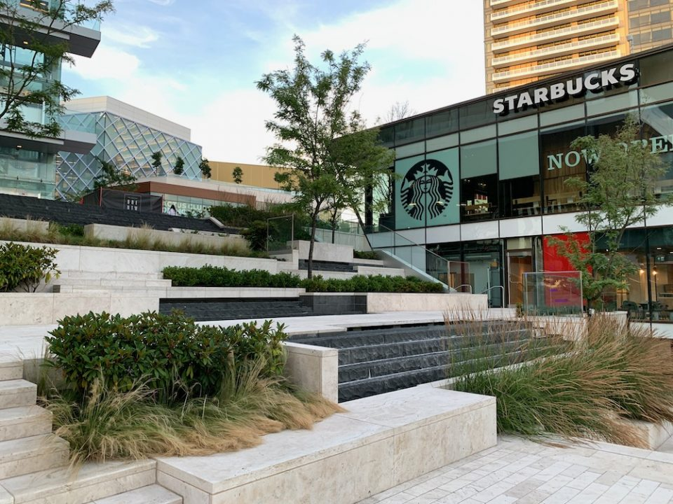 Starbucks at Brentwood