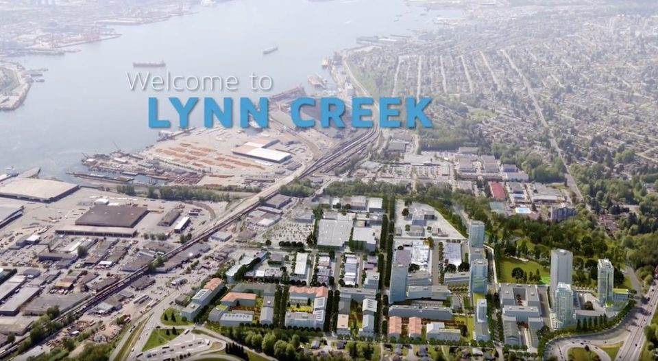 Lynn Creek District of North Vancouver