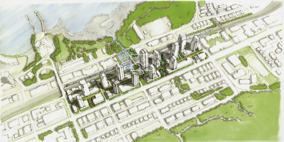 Developers join forces to build 4,000 homes in Port Moody