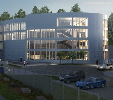 TransLink data centre rendering