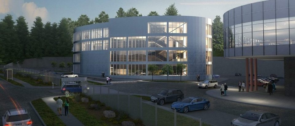Irony: Burnaby requires lots of parking for new TransLink data centre