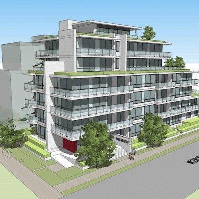 485 West 28th Avenue rendering
