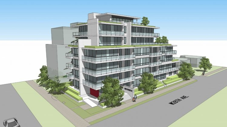 485 West 28th Avenue rendering
