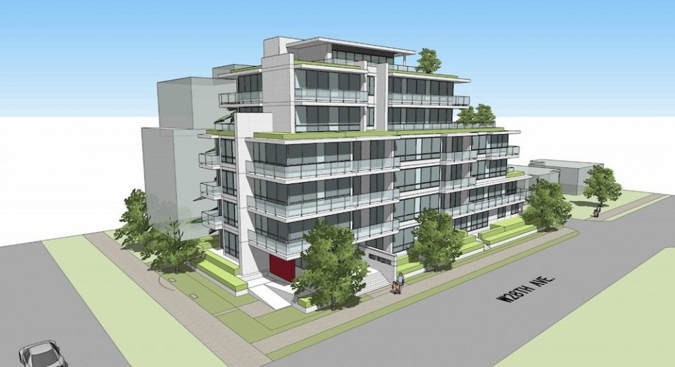 GUD Group stirs up good design for Cambie + West 28th