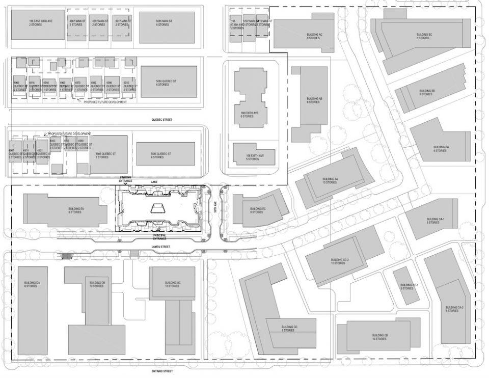 5098 James Street Little Mountain plan