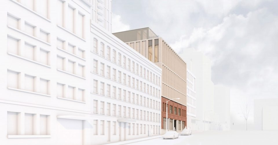 837 Beatty redevelopment rendering