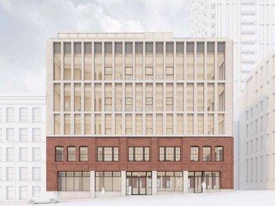 837 Beatty redevelopment rendering