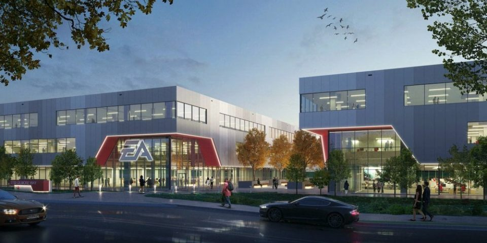 EA Burnaby campus expansion on the way