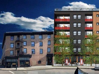 Hawks and Hastings social housing