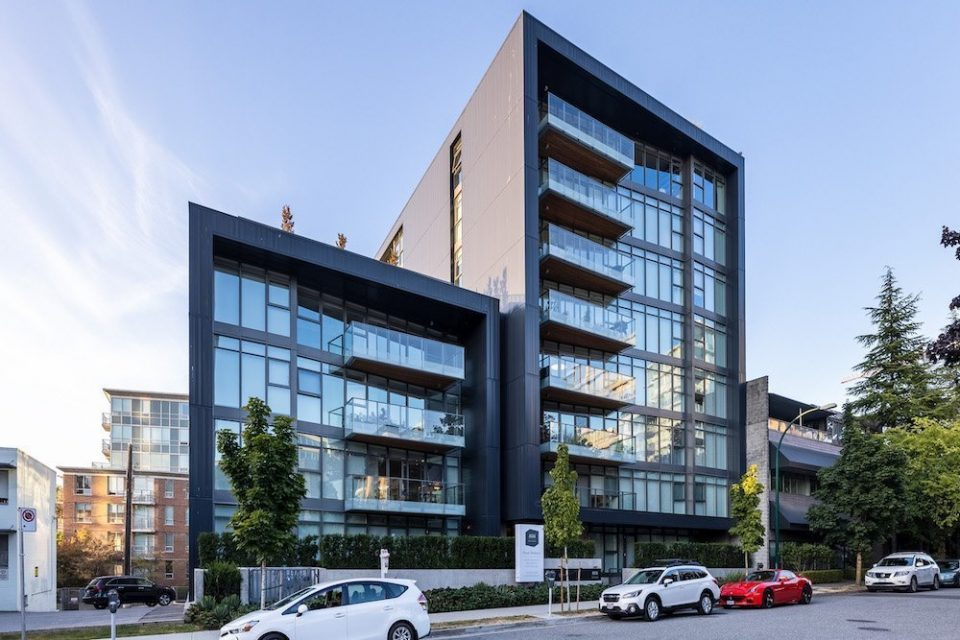 Stunning, brand new penthouse for sale at 1555 West Eighth