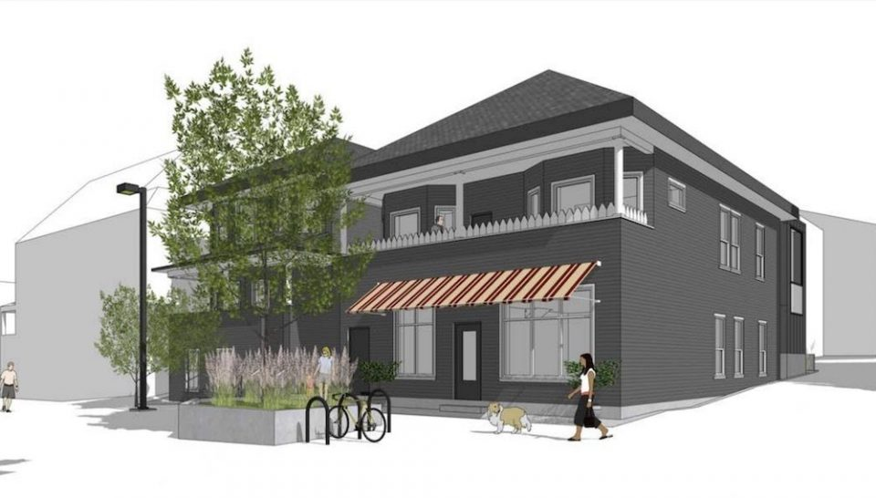 Cardero Grocery gets new lease on life with infill plan