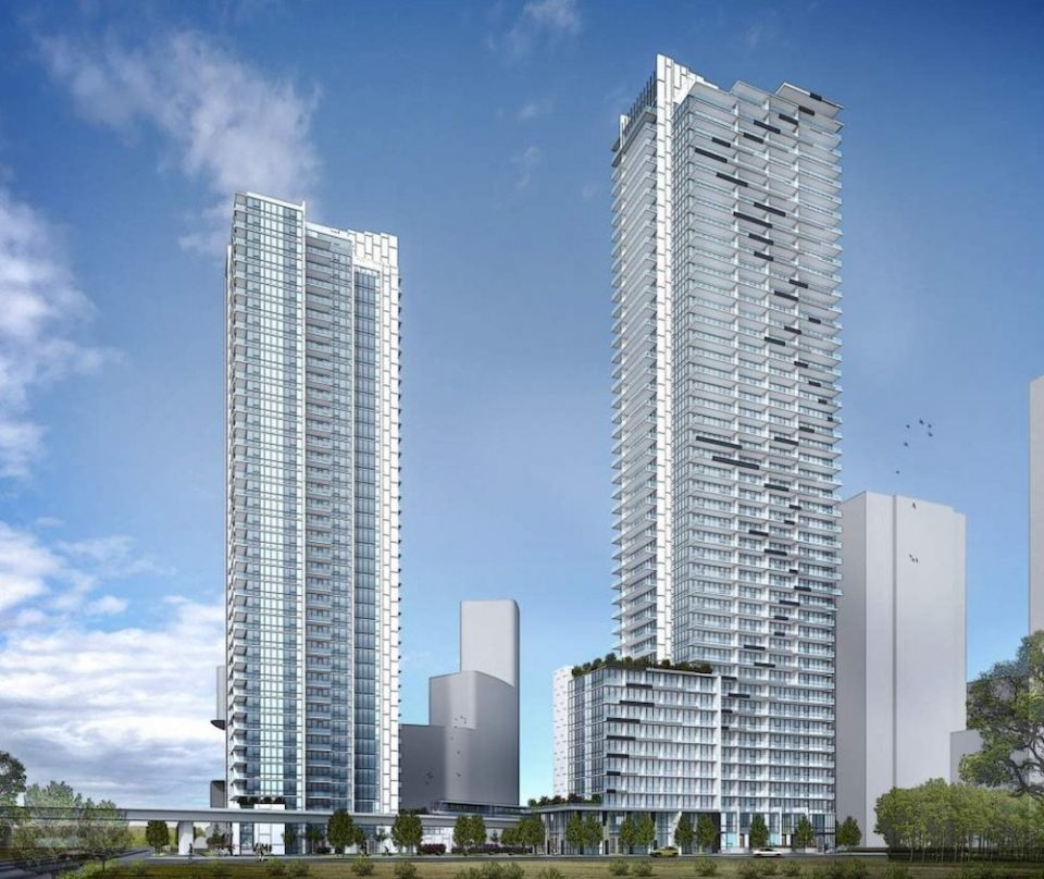 A SkyTrain runs through it: Thind Properties garners approval for Surrey towers
