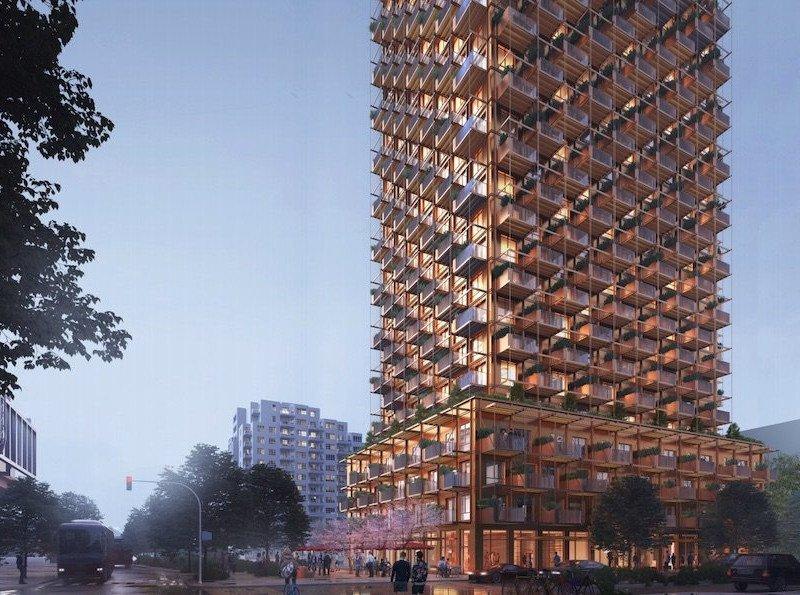 5055 Joyce Westbank renderings rentals