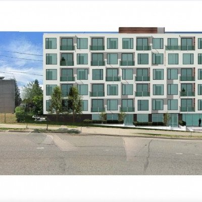 5427 Joyce Street rendering