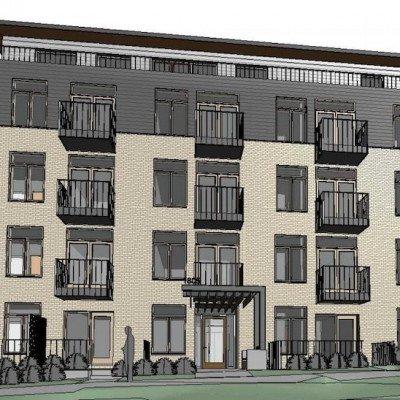 1805 Larch Street rental units