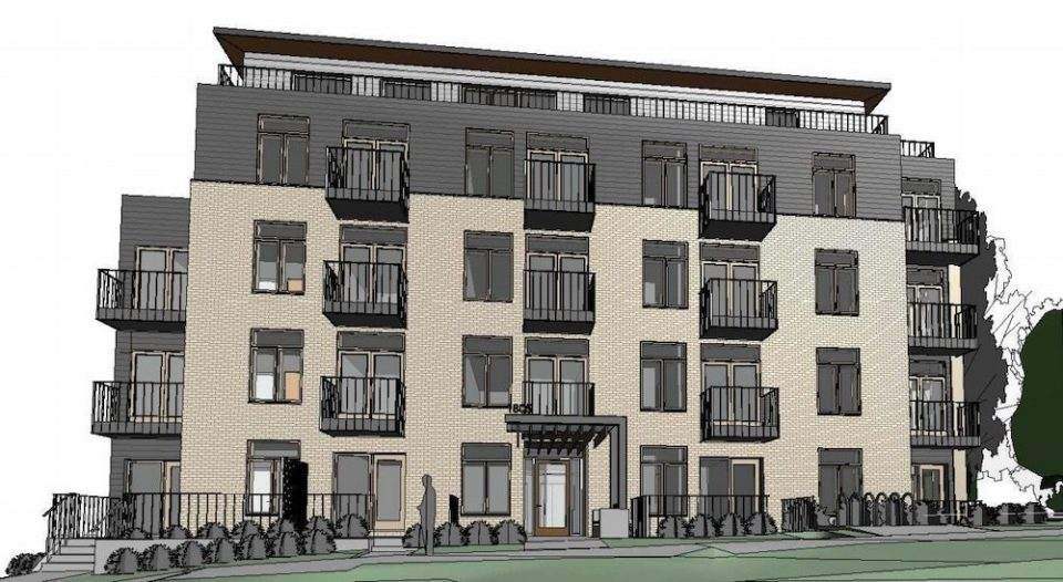 Five more units added to controversial Kitsilano rental project