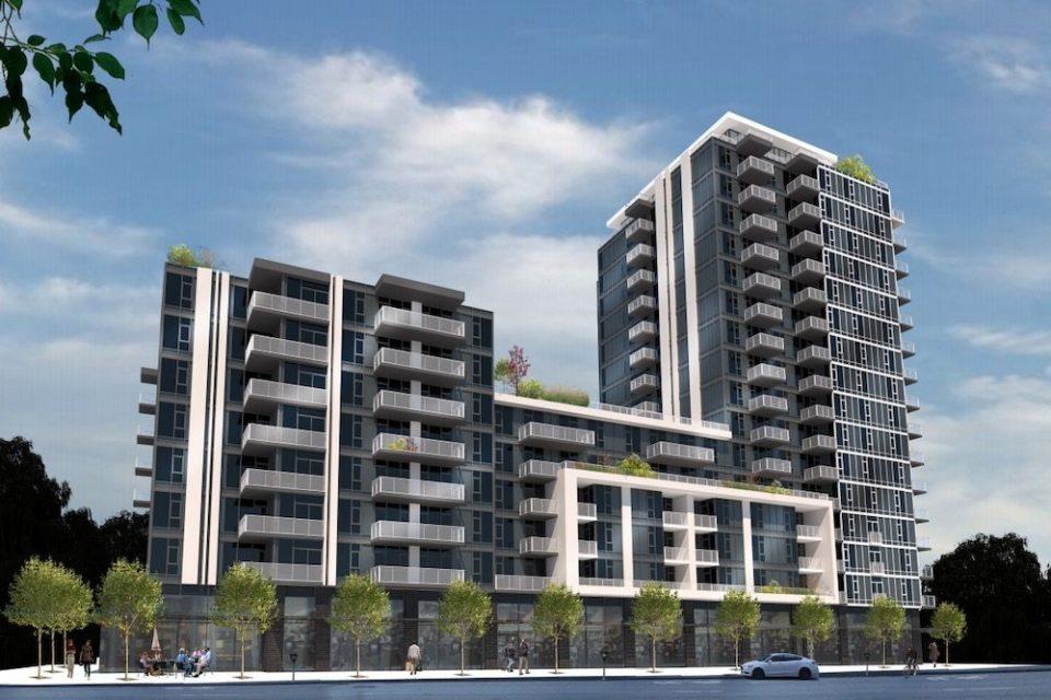 Wesgroup plans 222 rental units at Oak and 41st