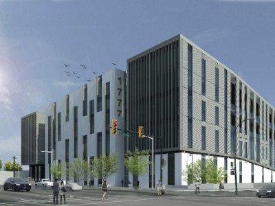 1221 East 2nd Avenue rendering