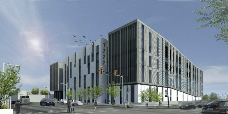 Five-storey building slated near East 1st & Clark