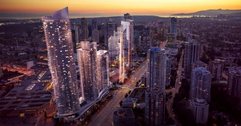 Concord Metrotown to include future tallest building in B.C.
