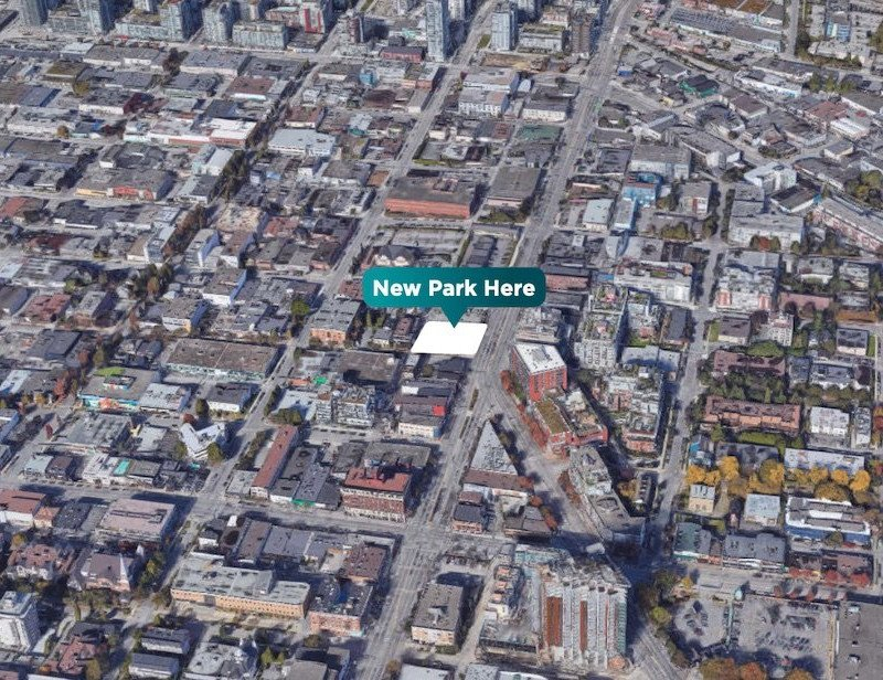 Main and 7th Park location