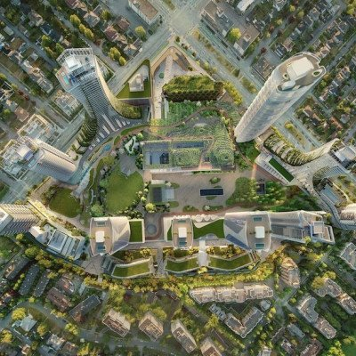 Oakridge revised rezoning application