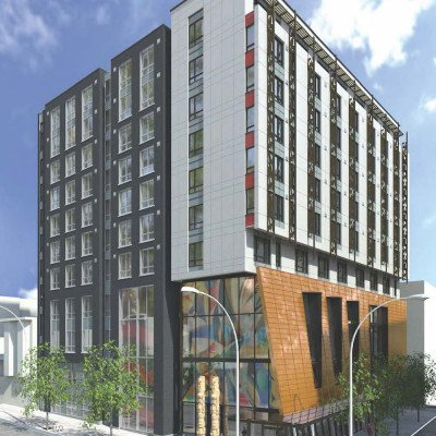 New First United Church Vancouver rendering
