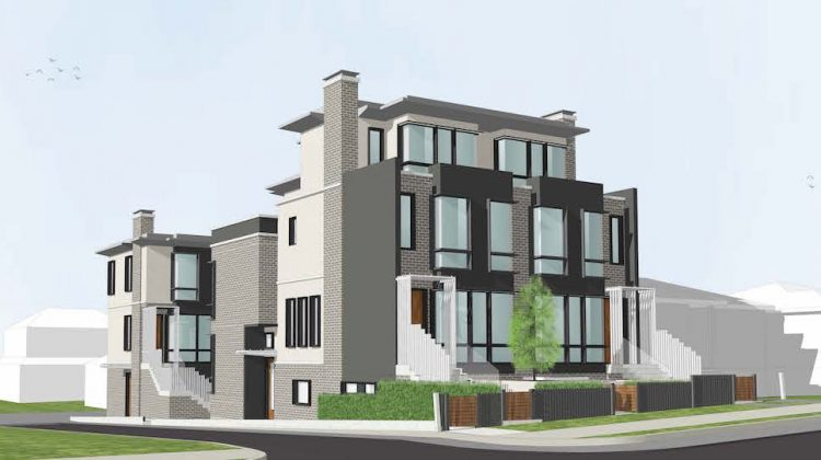 502 W 61st Ave rendering