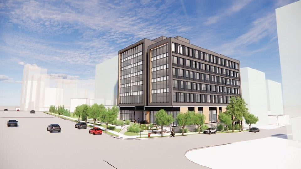Chard Development plans light industrial & office strata on SW Marine