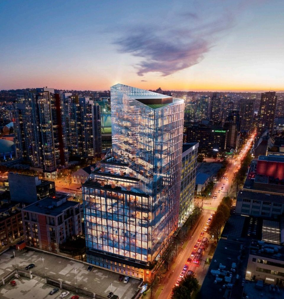 550 Cambie slated for new office tower