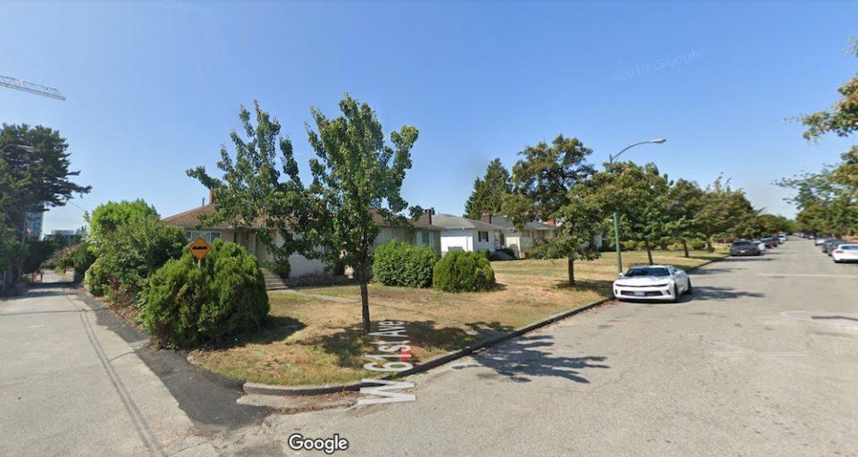 Google Maps 502 West 61st