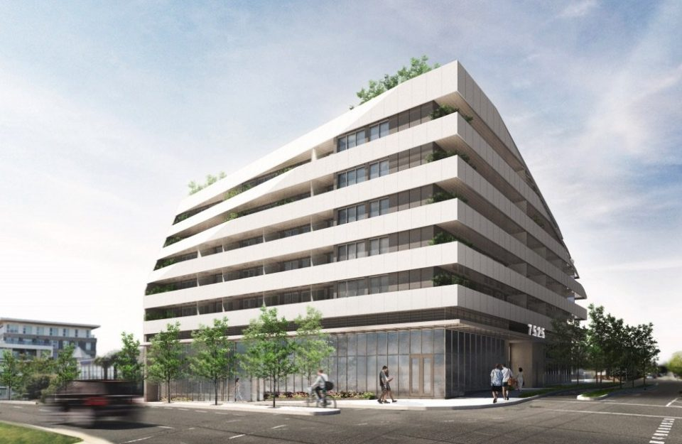 Cambie and West 59th rezoning emphasizes clean lines
